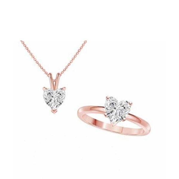 Δαχτυλίδι κολιέ σετ γάμου - Κόσμημα και ρολόγια Ketsetzoglou