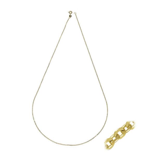 Αλυσίδα λαιμού σε κίτρινο χρυσo - Κόσμημα και Ρολόγια Κετσετζόγλου