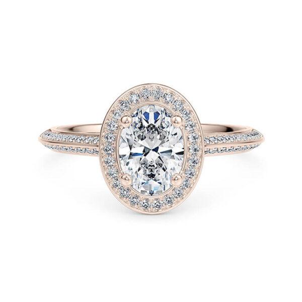 Πολύτιμα δαχτυλίδια σετ γάμου - Online eshop Ketsetzoglou.gr