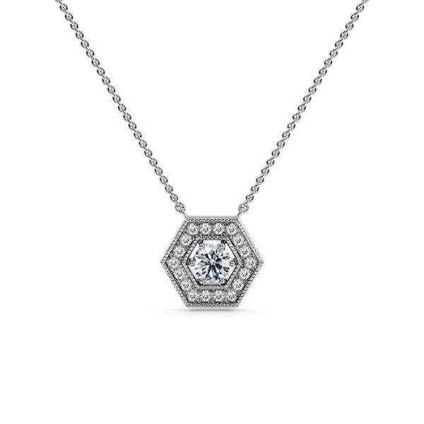 Μενταγιόν διαμάντι - Κόσμημα και ρολόγια Ketsetzoglou