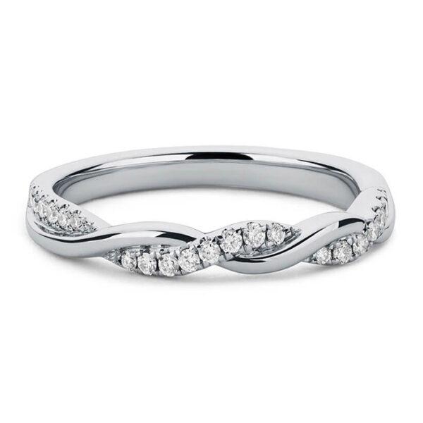 Δαχτυλίδι με διαμάντια - Κόσμημα και ρολόγια Ketsetzoglou