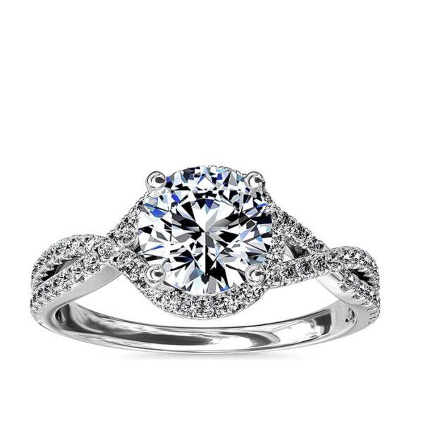 Tiffany δαχτυλίδι diamond