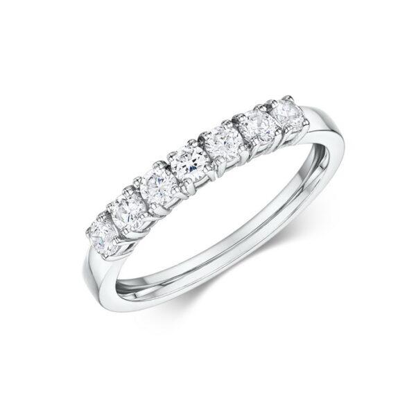 Σειρέ δαχτυλίδι με διαμάντια - Κόσμημα και ρολόγια Ketsetzoglou